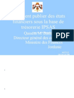 Implementing Cash IPSAS Financial Statements   French