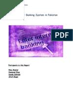 Internert Banking Final