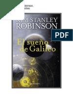 El sueño de Galileo - Kim Stanley Robinson
