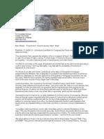 Dan Reale Fraudulent Foreclosures Must Stop