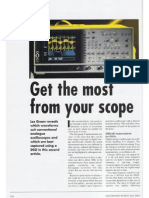 Getting the most from your oscilloscope Part II