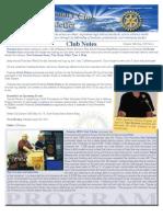 Rotary Newsletter April23