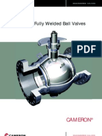 Cameron Ball Valves