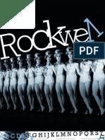 Rockwell Type Specimen