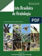 Birds of the Igarapé Lourdes Indigenous Territory, Jí-Paraná, Rondônia, Brazil