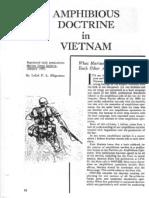 Amphib Doctrine in Vn DL 110403