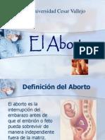 eL ABORTO - UCV
