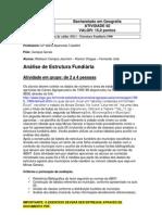 G.Agrária 2 -Analise de estrututa fundiária