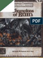 FR 3.5 - Champions of Ruin OCR