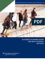 Transfer Planning Guide Columbia Uni