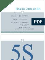 5S E PDCA