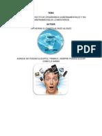 Formato de Proyectos y Comentarios