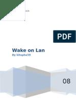 Wake-on-Lan