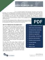 Communication Process Automation - EVI