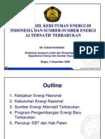 Energi Terbarukan PDF