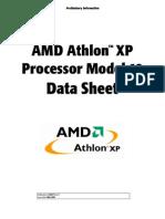 Amd Xp Procesador