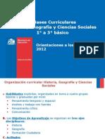 Orientaciones Al Docente Para Implementar Bases Curriculares Historia GeografA a y Ciencias Sociales 2012