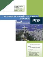 Desarrollo Productivo - La experiencia Brasileña