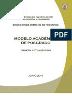 Modelo.Academico.posgrado