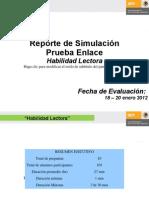 ENLACE CBTis 141 Resultados-Simulacion 16-20Ene2012