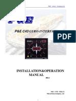 P & E China - Model C43