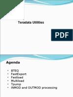 Teradata Utilities[1]