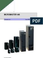 MM440 Par List e