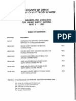 Standards & Guidelines for Water Supply Systems-PAEW