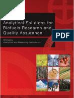 Shimadzu Biofuels Brochure 2