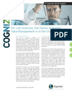 For Life Sciences, the Future of Master Data Management is in the Cloud