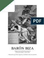 Baron Biza - Alegatos