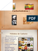 carbohidratos I