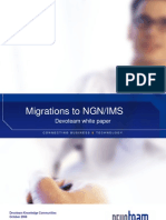 2008 Whitepaper Migrations to Ngn-ims