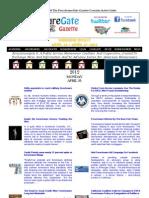 Weekend Digest - April 23 to April 27, 2012 - ForeclosureGate Gazette