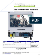 User Guide to Mini6410 Android 041611
