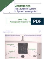 Magnetic Levitation System Onemli