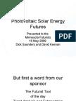 Photo Voltaic Solar Energy (1)