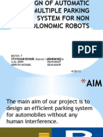 Automatic Parking System