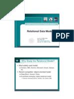 Session3 - Relational Model Handout