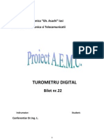 Turometru Digital