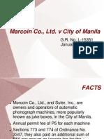 Marcoin Case