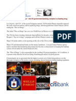 """12-04-28 The """"War on Drugs"""" - the US government/banking complex is a leading drug racket"""