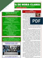 La Gazeta de Mora Claros nº 139 - 27042012.