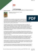 The Seismic Impact of Technology - Optimize Magazine