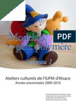 Atelier Culturel Fimo Niveau1