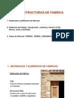 F 1 MATERIALES