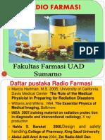 i Dan II Radiofarmasi