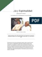 65991716 U G Krishnamurti Ciencia y Espiritualidad