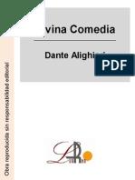 69709445 La Divina Comedia Dante Alighieri