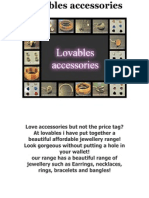 Lovables accessories eBook